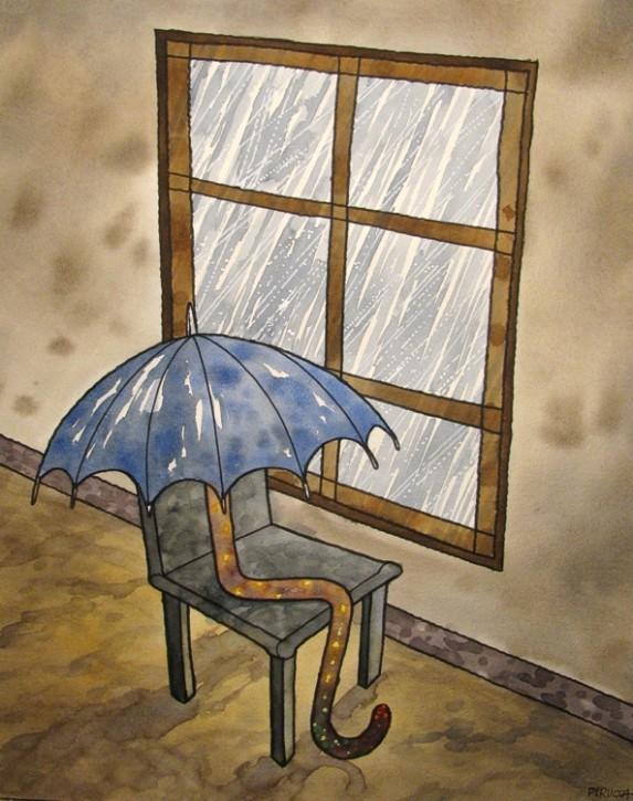 l'ombrello di rené